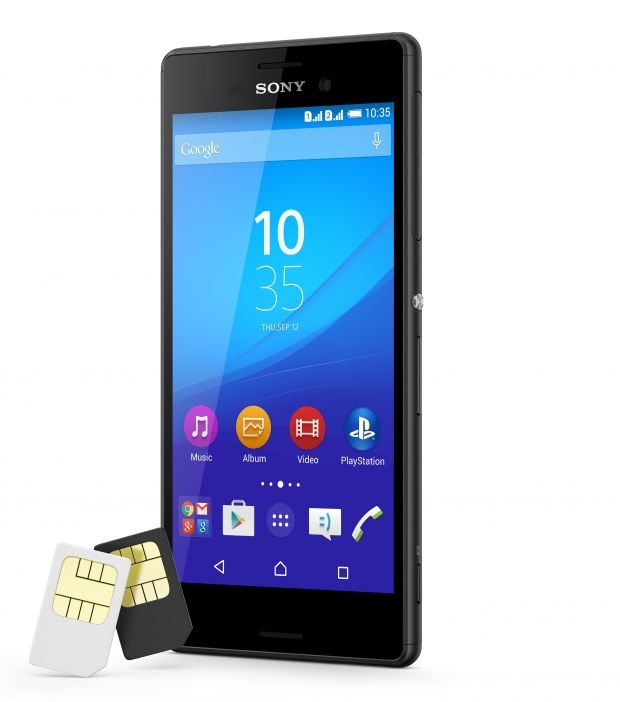 Sony Xperia M4 Aqua Mobile Phone