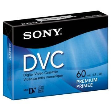 Sony Mini DV 1 Hour Premium Grade