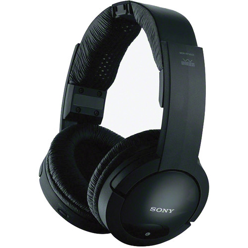 Sony MDR-RF985RK Wireless RF Headphones