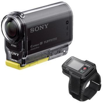 Sony HDR-AS20 Action Video Camera