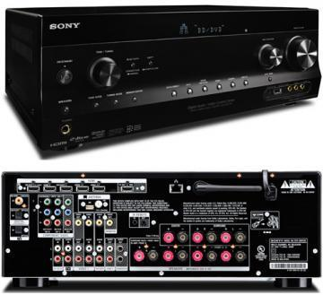 Sony STR-DN1030 7.2-Channel Network A/V Receiver