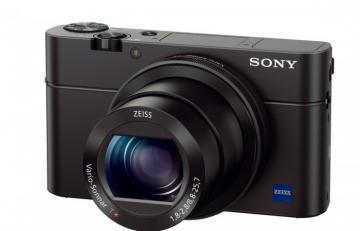 Sony DSC-RX100M3 Digital Camera
