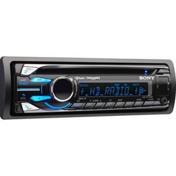Sony CDX-GT710HD CD/USB HD Radio Receiver