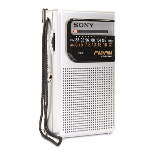 Sony Pocket AM/FM Radio