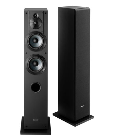 Sony SS-CS3 Floor-Standing Speaker