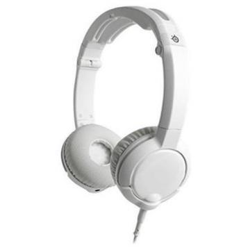 SteelSeries SteelSeries Flux Headset White