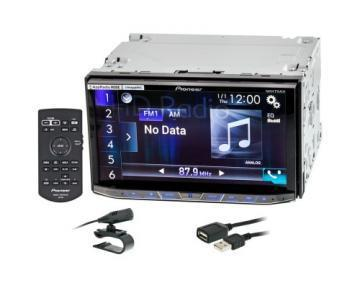 "Pioneer AVH-4100NEX 7"" Touchscreen DVD Receiver w/Bluetooth"