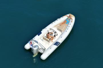 AdvanceBoat Ocean Blue RIB 650 Boat