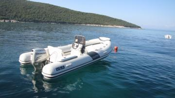 AdvanceBoat Ocean Blue RIB 500 Boat