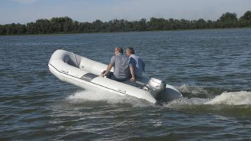 AdvanceBoat Ocean Blue 420 Inflatable Boat