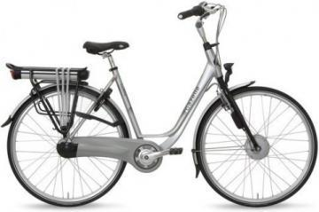 Gazelle Orange C Hybrid F electric bike
