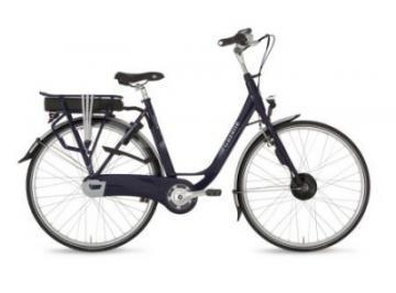 Gazelle Orange C7 Hybrid F electric bike