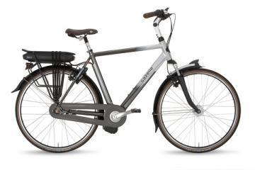 Gazelle Orange C8 Hybrid F electric bike