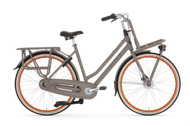 Gazelle HeavyDutyNL lifestyle bike