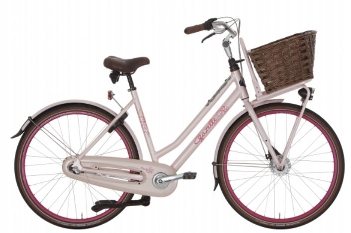 Gazelle Miss Grace lifestyle bike