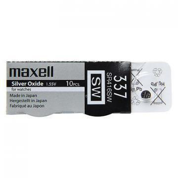 Maxell SR416SW Silver Oxide 1.55V Watch Battery