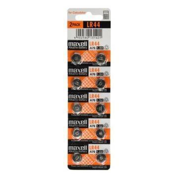 Maxell LR44 Alkaline Battery