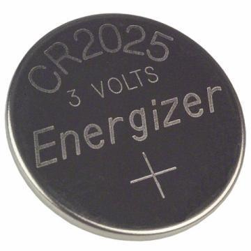 Energizer CR2025 Lithium Button Cell