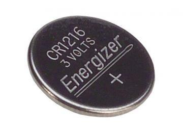 Energizer CR1216 3V Lithium Manganese Dioxide Battery