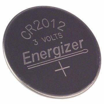 Energizer CR2012 3V Lithium Manganese Dioxide Battery