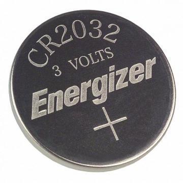 Energizer CR2032 3V Lithium Manganese Dioxide Battery
