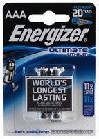 Energizer Lithium Iron Disulphide AAA 1.5V Battery