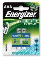 Energizer HR03 AAA 1.2V Rechargeable Battery 2pack