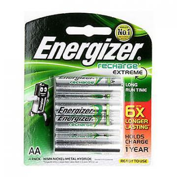 Energizer HR06 AA 1.5V Rechargeable Battery 10pack