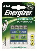 Energizer HR03 AAA 1.2V 700mAh Rechargeable Battery 4pack