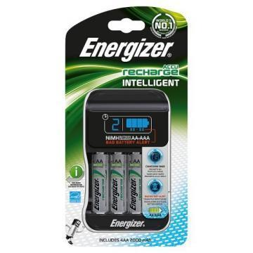 Energizer Intelligent Ni-MH Battery Charger