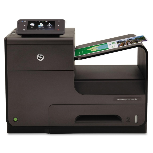 HP Officejet Pro X551dw Multifunction Printer