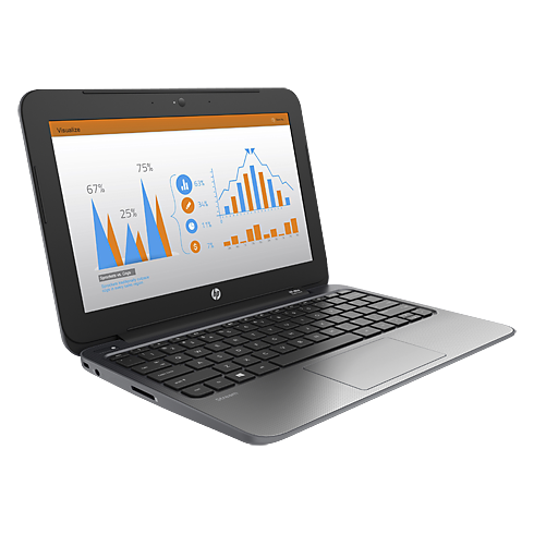 "HP 11.6"" Stream 11 Pro Celeron Notebook"