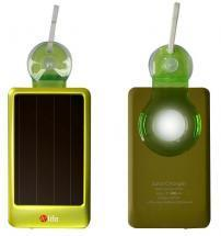 A+ Life CP1-060C Portable Solar Charger with LED