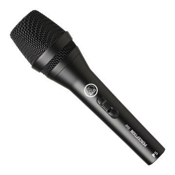 AKG P5S Vocal Switched Dynamic Microphone