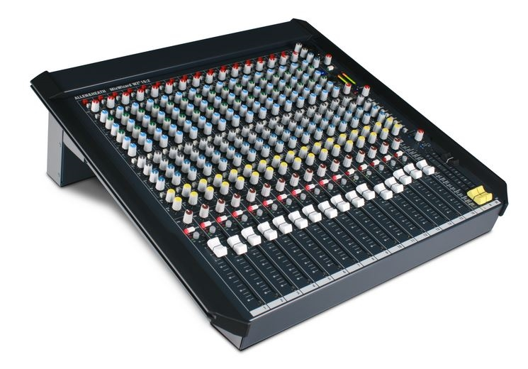 Allen & Heath WZ4162 16:2 Mixing Console