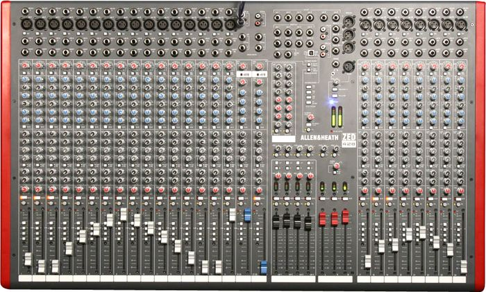 Allen & Heath ZED24 16:4 USB Mixing Console