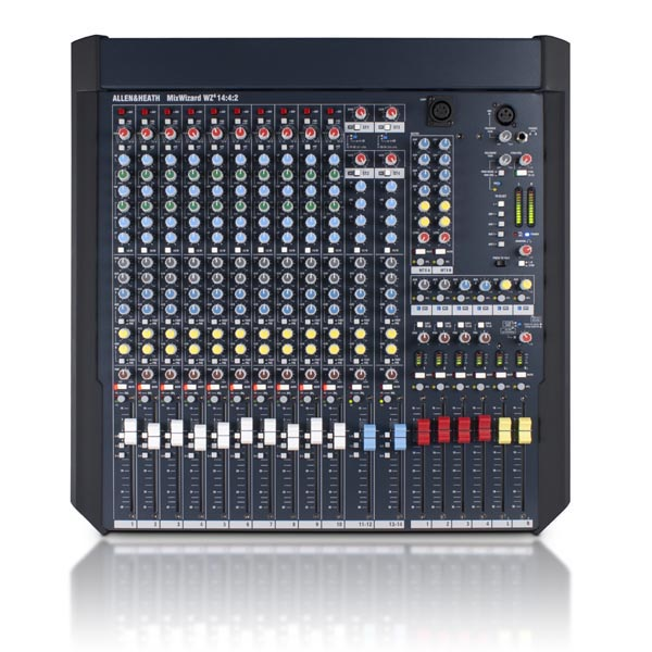 Allen & Heath WZ41442 14:4:2/2 + FX Mixing Console