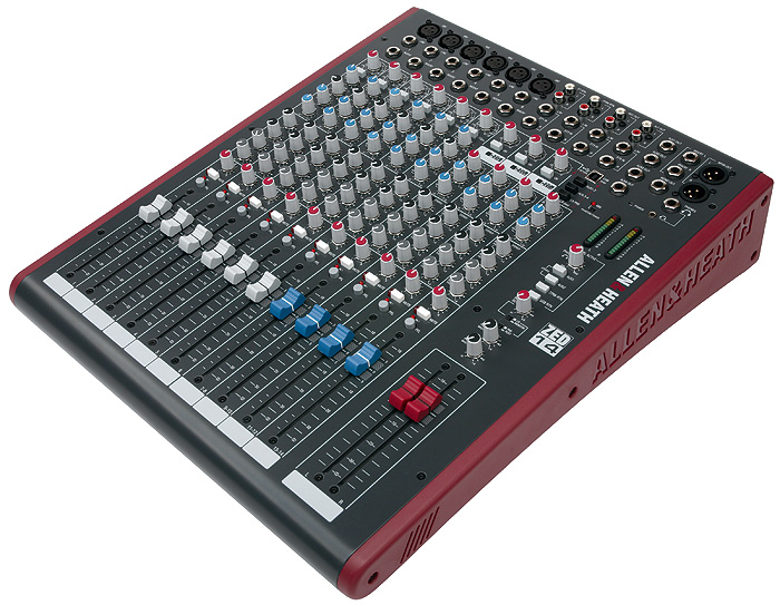 Allen & Heath ZED14 6:4 USB Mixing Console