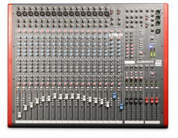 Allen & Heath ZED420 4 buss 16:2 USB Mixing Console
