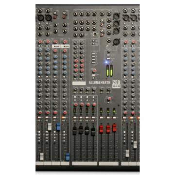 Allen & Heath ZED428 4 buss 24:2 USB Mixing Console