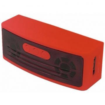 Altec Lansing Red Soundblade Portable Bluetooth Wireless Speaker