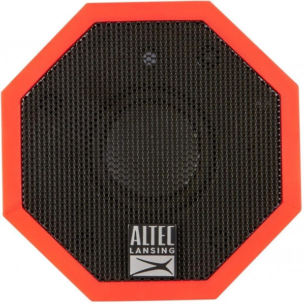 Altec Lansing Red Solo Jacket Portable Bluetooth Wireless Speaker