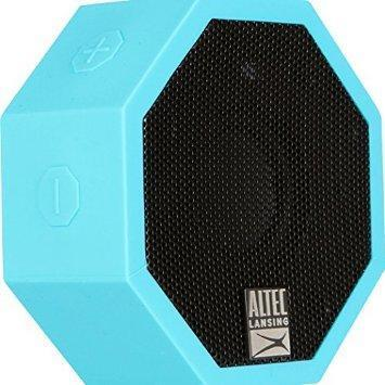 Altec Lansing Blue Solo Jacket Portable Bluetooth Wireless Speaker