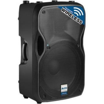 "ALTO TRUESONIC TS115W  15"" 800W Active Speakers With Bluetooth"