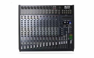 ALTO LIVE1604 16 Channel Mixers with Effects & USB
