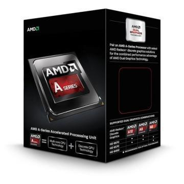 AMD APU A10 6800K Black FM2 Processor