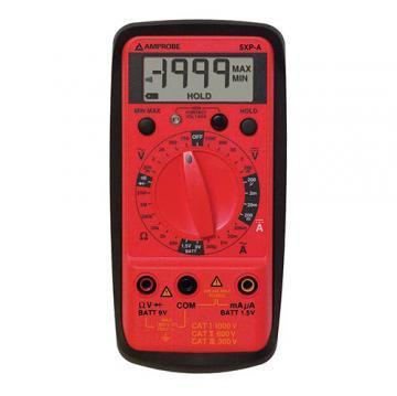 Amprobe 5XP-A Handheld Compact Digital Multimeter