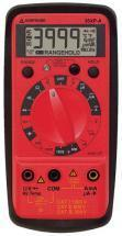 Amprobe 35XP-A Handheld Compact Digital Multimeter with Temperature