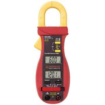Amprobe ACD-14 TRMS PLUS Dual Display Clamp Multimeter