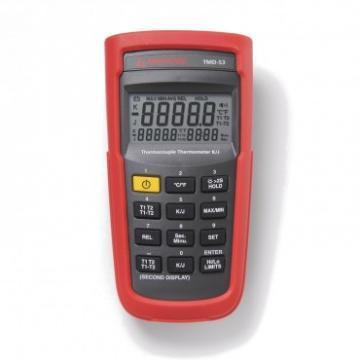 Amprobe TMD-53 Type K,J Digital Thermometer